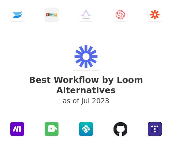 Best Workflow by Loom Alternatives
