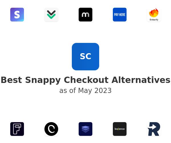 Best Snappy Checkout Alternatives