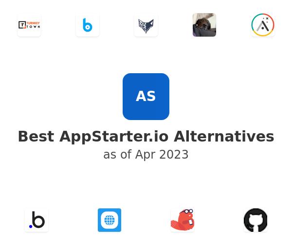 Best AppStarter.io Alternatives