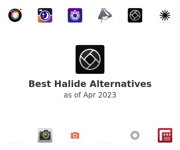 Best Halide Alternatives