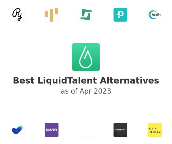 Best LiquidTalent Alternatives