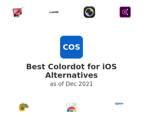 Best Colordot for iOS Alternatives