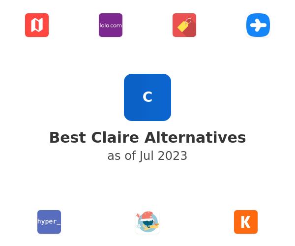 Best Claire Alternatives