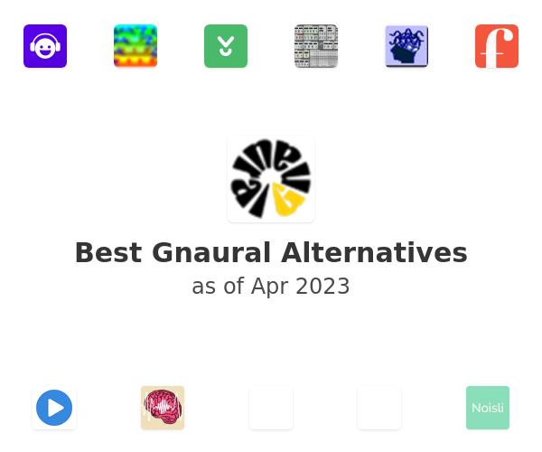 Best Gnaural Alternatives