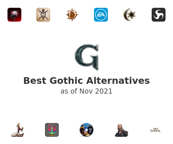 Best Gothic Alternatives