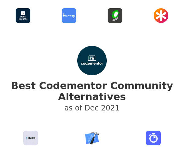 Best Codementor Community Alternatives
