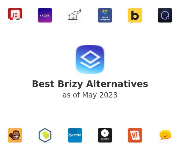 Best Brizy Alternatives