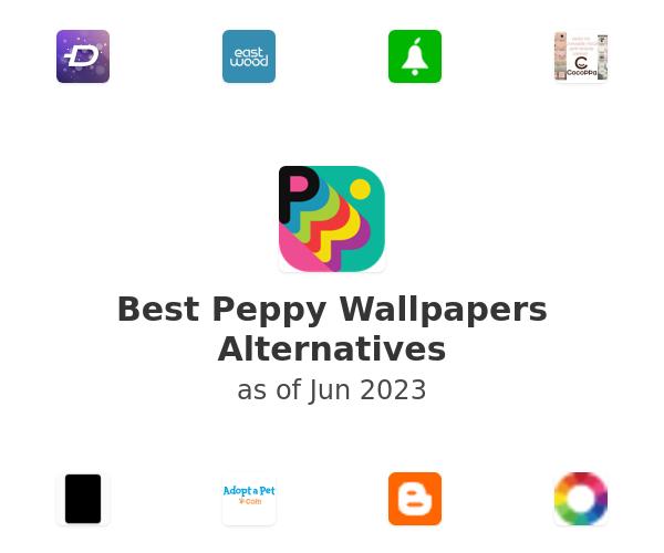 Best Peppy Wallpapers Alternatives