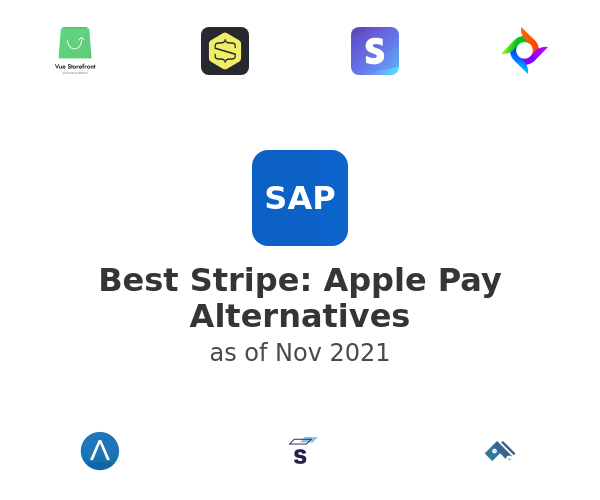 Best Stripe: Apple Pay Alternatives