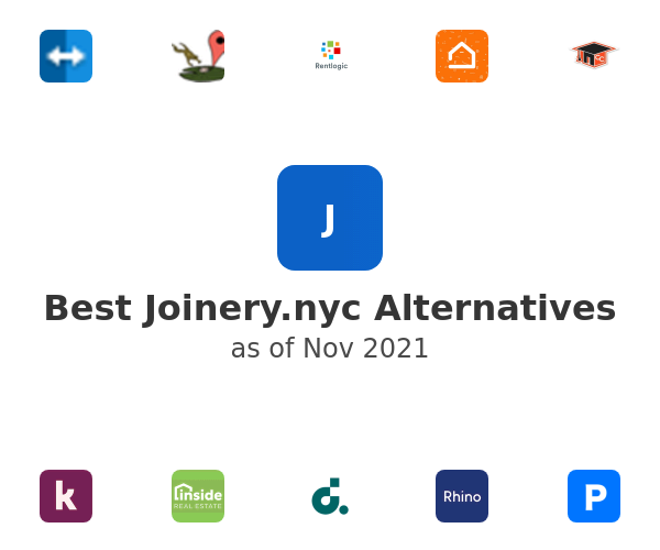 Best Joinery.nyc Alternatives