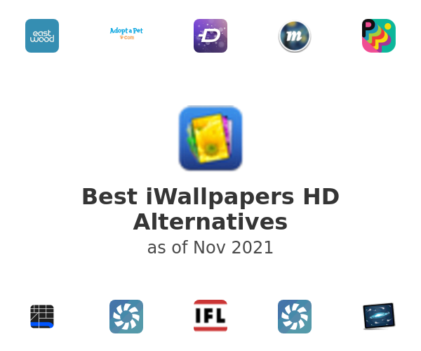 Best iWallpapers HD Alternatives