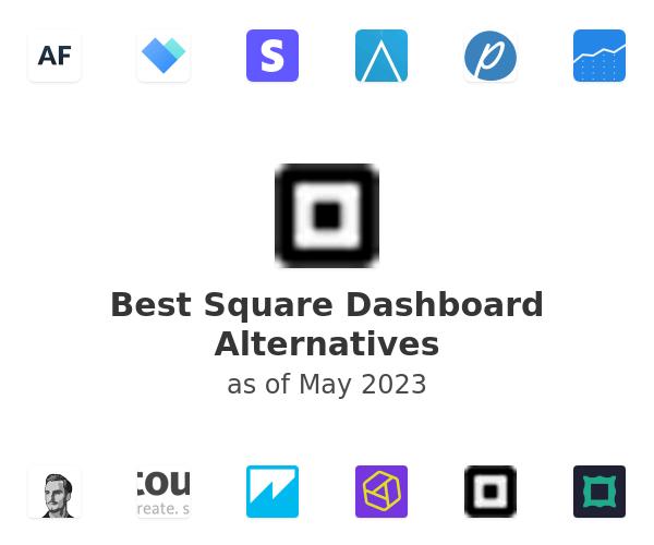 Best Square Dashboard Alternatives