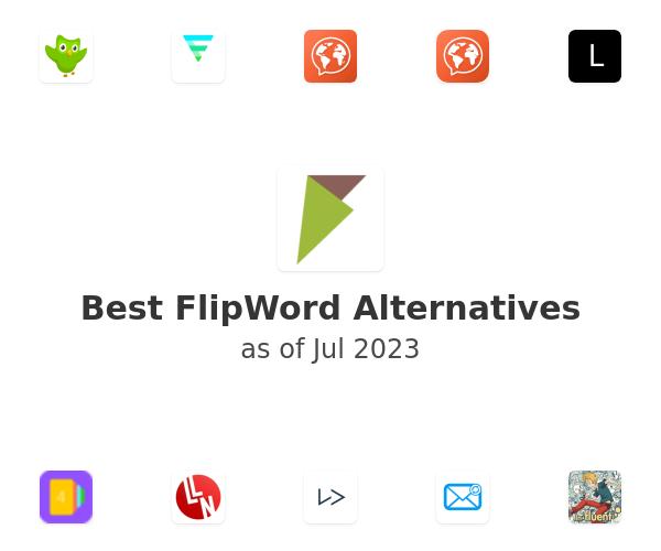 Best FlipWord Alternatives