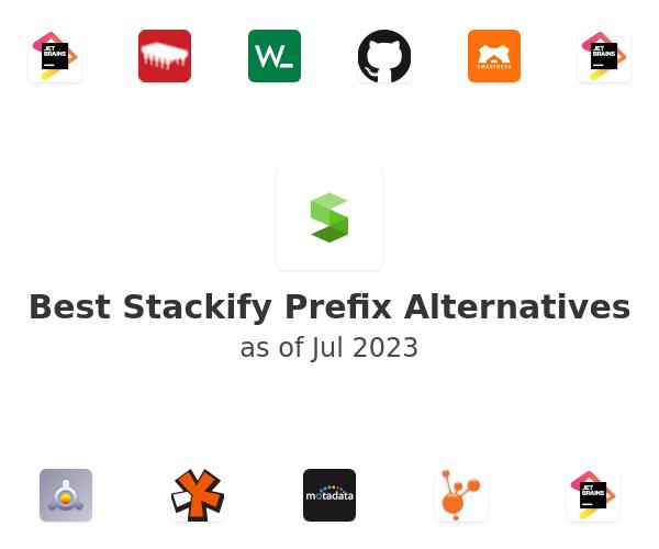Best Stackify Prefix Alternatives