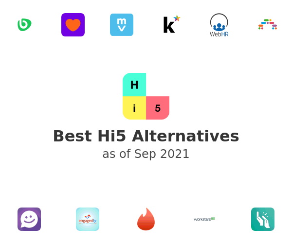 Best Hi5 Alternatives