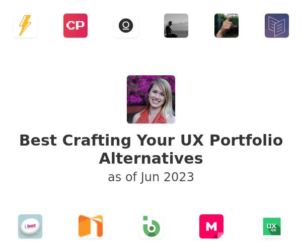 Best Crafting Your UX Portfolio Alternatives