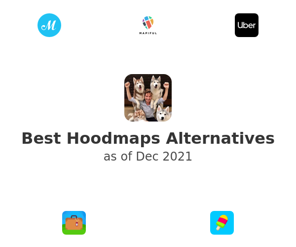 Best Hoodmaps Alternatives