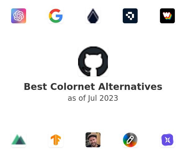 Best Colornet Alternatives