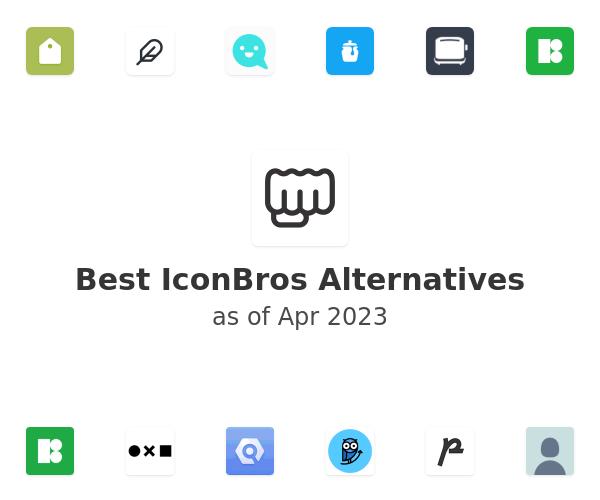Best IconBros Alternatives