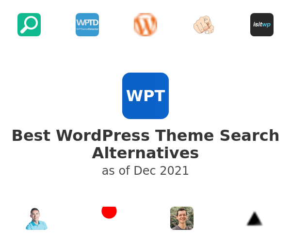Best WordPress Theme Search Alternatives