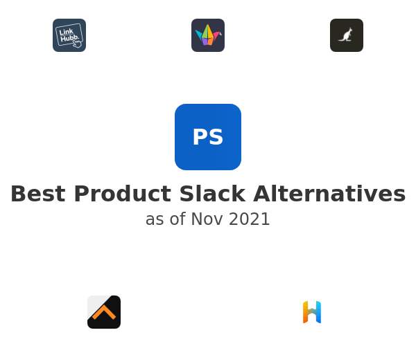 Best Product Slack Alternatives