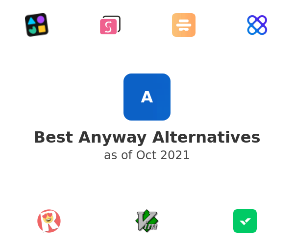 Best Anyway Alternatives