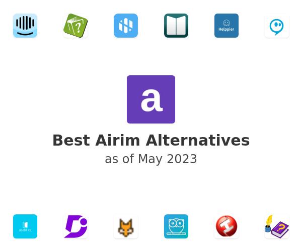 Best Airim Alternatives