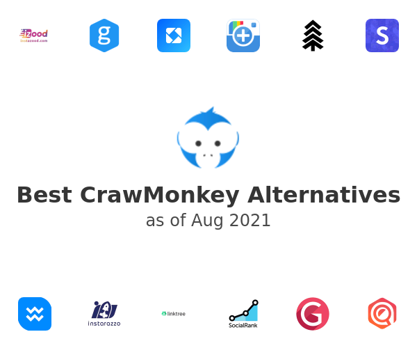 Best CrawMonkey Alternatives