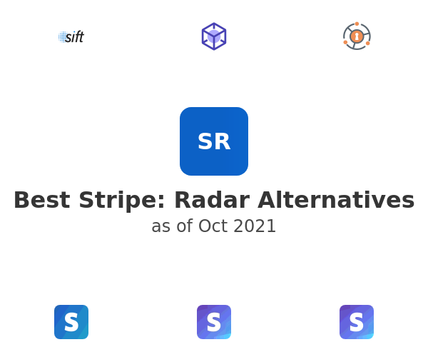 Best Stripe: Radar Alternatives