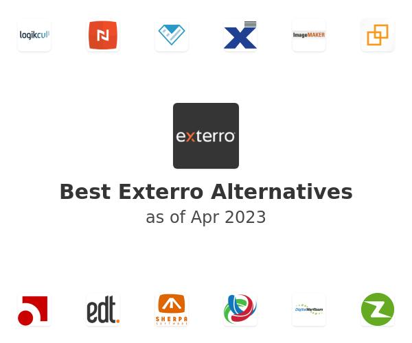 Best Exterro Alternatives