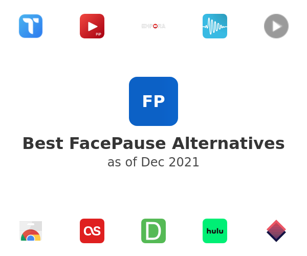 Best FacePause Alternatives