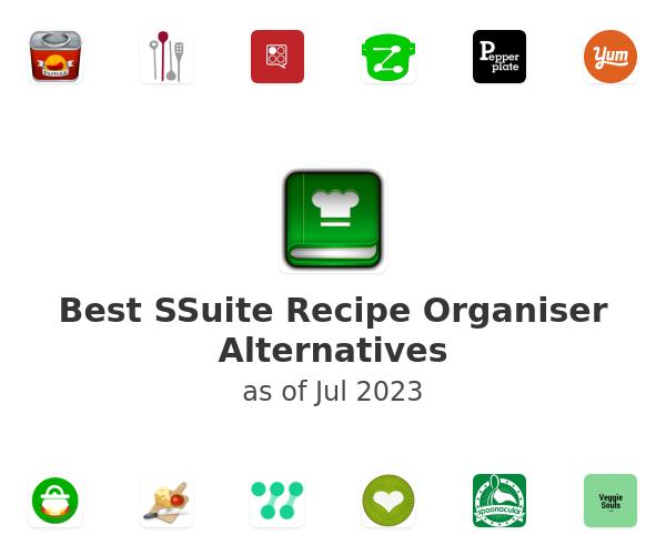 Best SSuite Recipe Organiser Alternatives