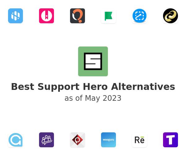 Best Support Hero Alternatives