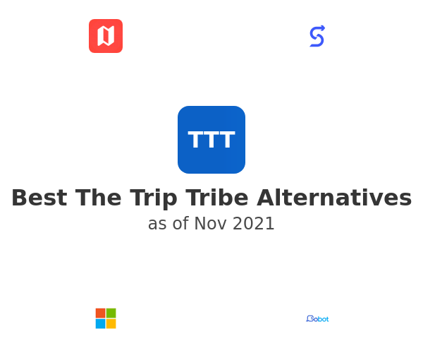 Best The Trip Tribe Alternatives