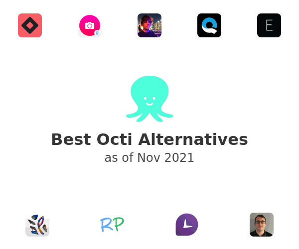 Best Octi Alternatives