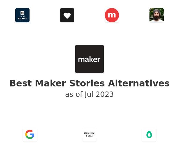 Best Maker Stories Alternatives