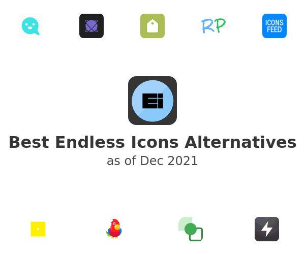 Best Endless Icons Alternatives