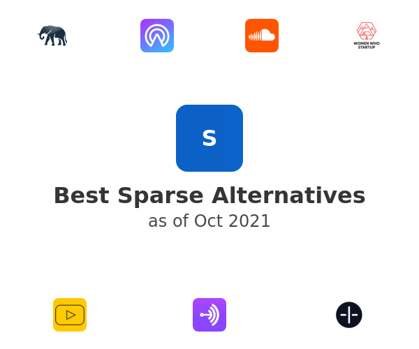 Best Sparse Alternatives