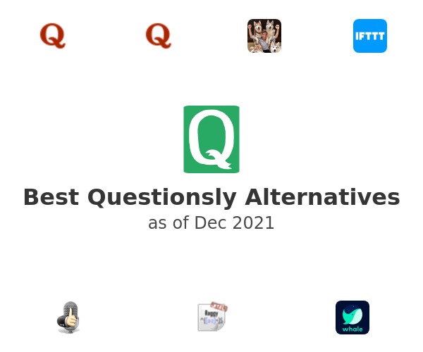 Best Questionsly Alternatives