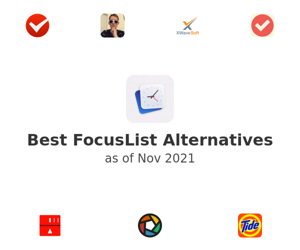 Best FocusList Alternatives