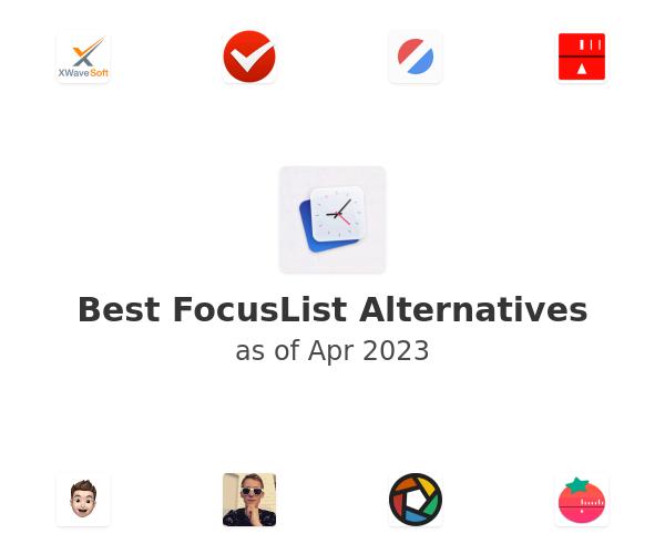 Best FocusList Alternatives