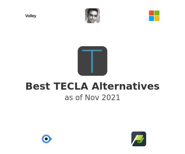 Best TECLA Alternatives