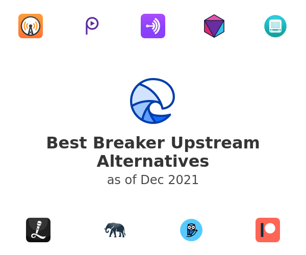 Best Breaker Upstream Alternatives