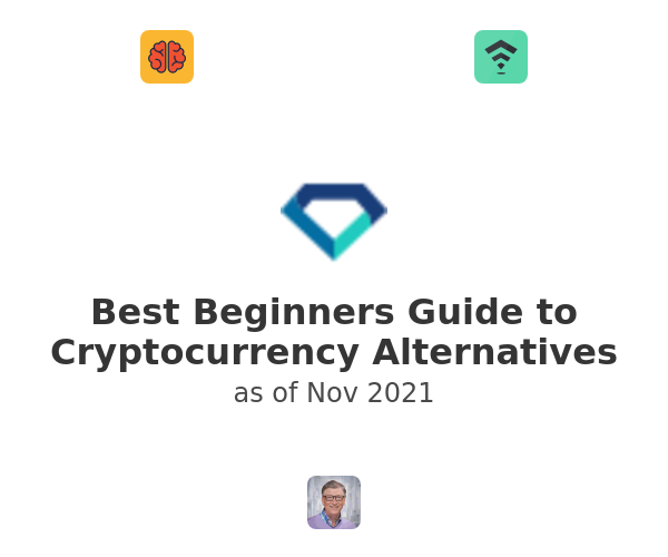 Best Beginners Guide to Cryptocurrency Alternatives