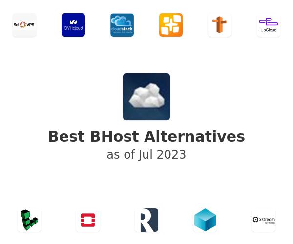 Best BHost Alternatives