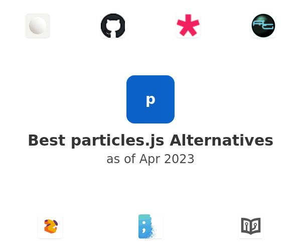 Best particles.js Alternatives