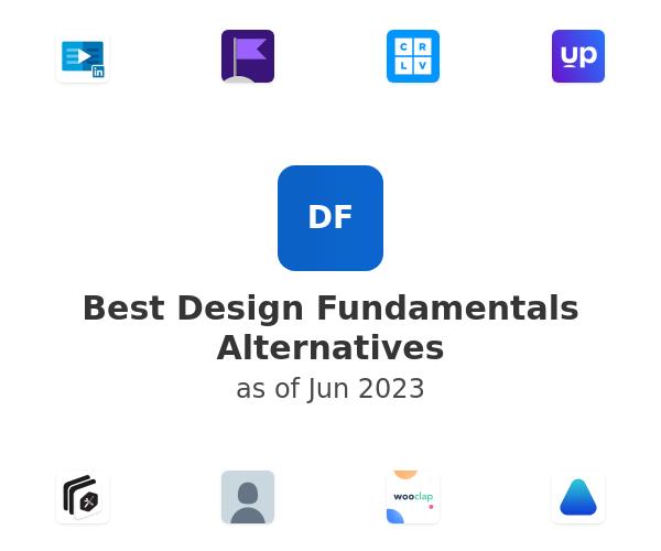 Best Design Fundamentals Alternatives