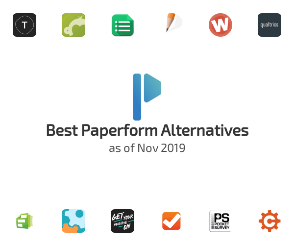 Best Paperform Alternatives
