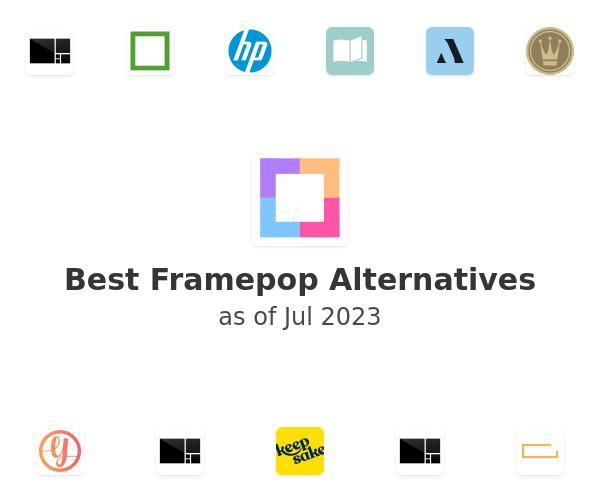 Best Framepop Alternatives