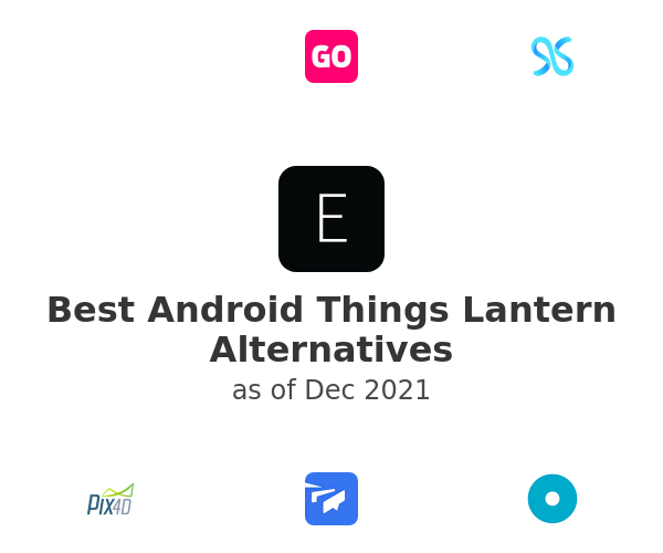Best Android Things Lantern Alternatives